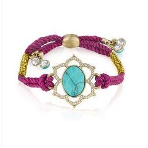 🦄 C+I Vintage Marrakesh Silk Cord Bracelet